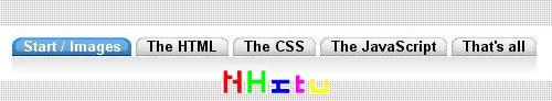 CSS-导航